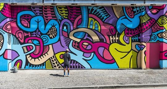 فستیوال Mural ونکوور