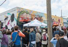 جشنواره نقاشیهای دیواری شهری