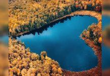 دریاچه قلبی انتاریو