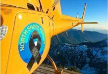 نجات دو کوهنورد