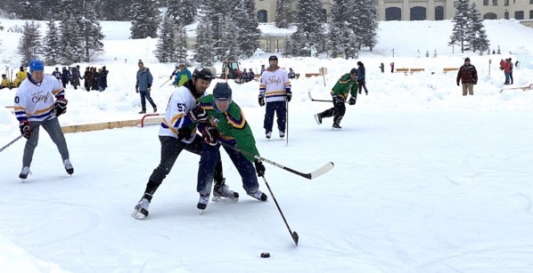 Lake louise pond hockey10 1024x525