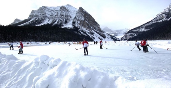 Lake louise pond hockey13 1024x525