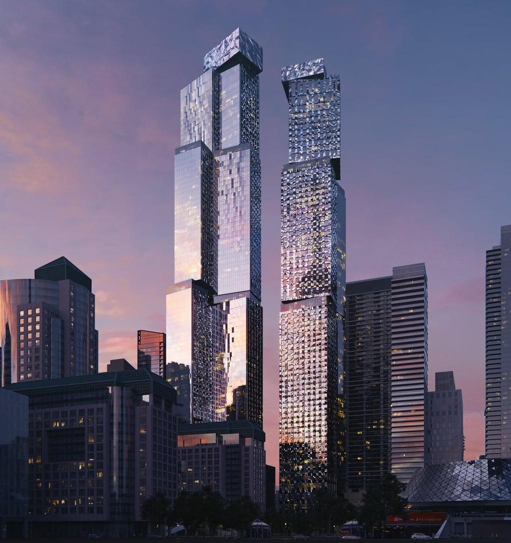 Mirvish + Gehry (Courtesy of Precondo)