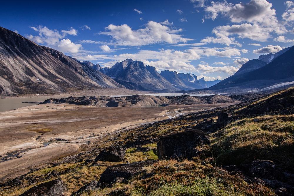 Auyuittuq National Park (Ed Dods/Shutterstock)