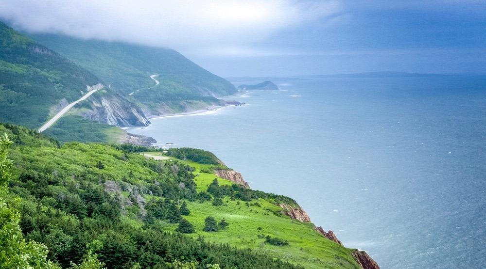 Cape Breton Highlands National Park (Pierrette Guertin/Shutterstock)