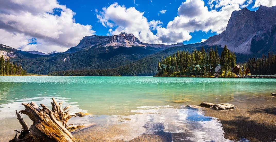 Yoho National Park (kavram/Shutterstock)